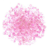 Seed Bead Inside Color 6/0 Hot Pink (Ounce)