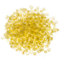 Seed Bead Inside Color 6/0 Yellow (Ounce)