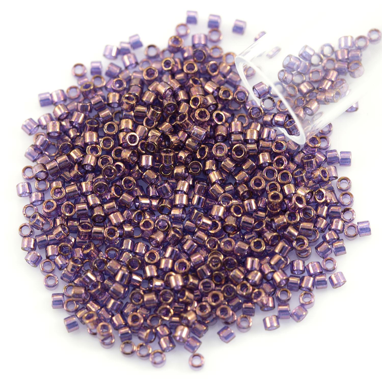 Package of 120 beads Light Purple Amethyst Beads