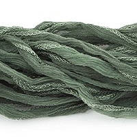Sage Silk Fairy Ribbon (36 Inches)