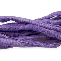 Dark Lilac Silk String Ribbon (42 Inches)