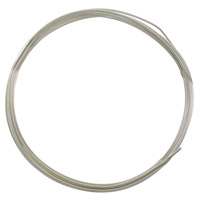 Sterling Silver Wire Round Dead Soft 16ga (1-Ft)