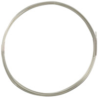 Sterling Silver Wire Round Dead Soft 18ga (1-Ft)
