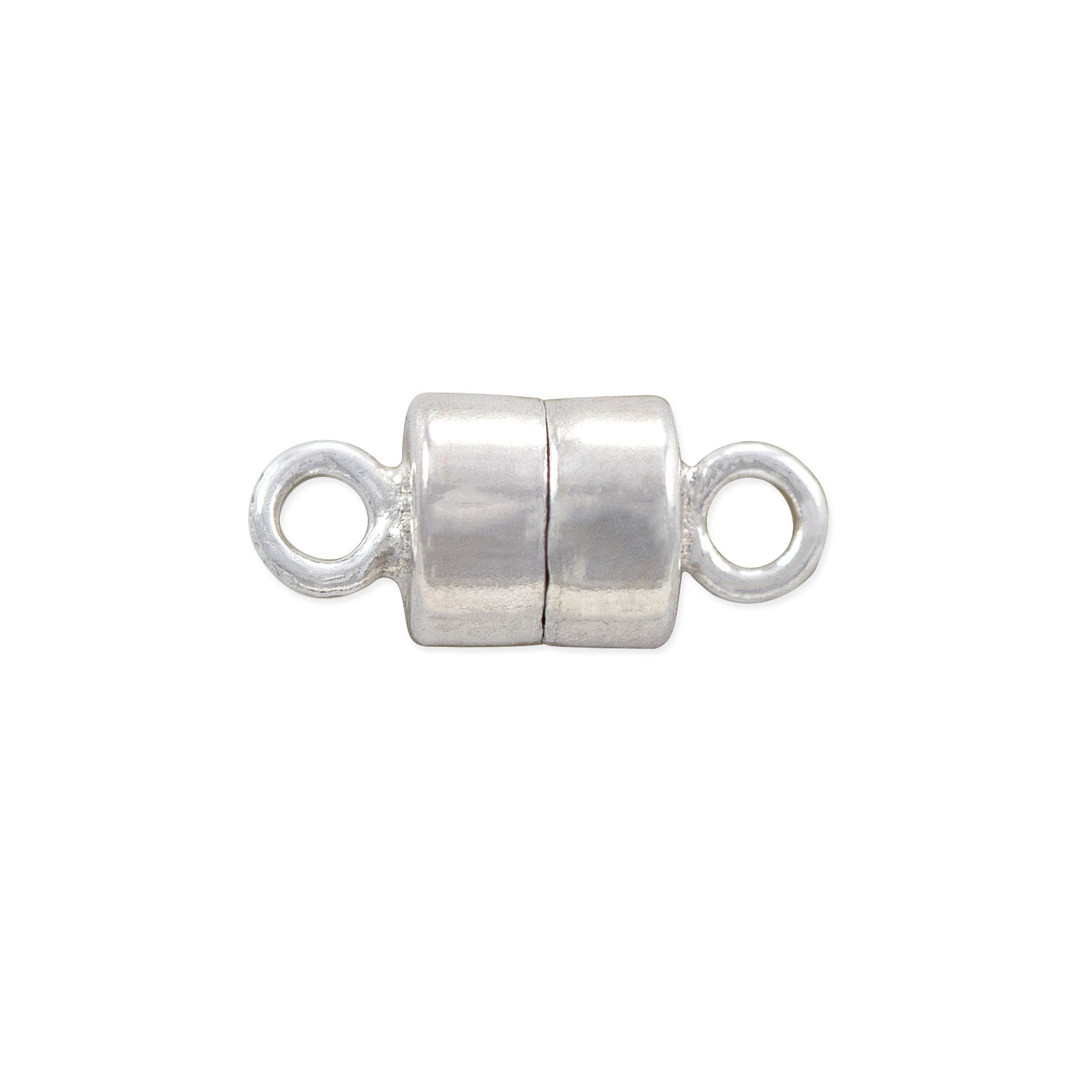 Magnetic Clasp 10x4 3mm Sterling Silver Jewelry Making