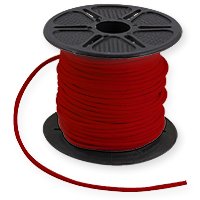 Leather Cord Red 2mm (Priced per Yard)
