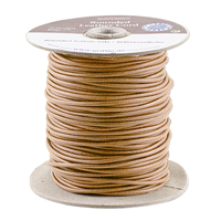 Griffin 2mm Natural Leather Cord (Priced Per Yard)
