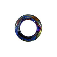Swarovski Fancy Stone 4139 14mm Crystal Volcano (1-Pc)