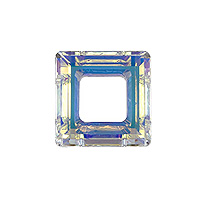 Swarovski Fancy Stone 4439 14mm Crystal AB without Foil (1-Pc)