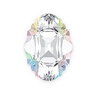 Swarovski 4926 Oval Tribe Fancy Stone 14x10mm Crystal AB (1-Pc)
