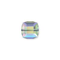 Swarovski 5601 4mm Crystal Paradise Shine Cube Bead (1-Pc)