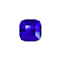 Swarovski Crystal 5601 6mm Majestic Blue Cube Bead (1-Pc)