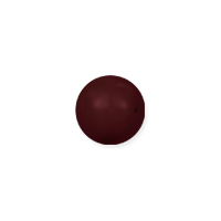 Swarovski 5810 4mm Bordeaux Round Crystal Pearl (10-Pcs)