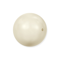 Swarovski 5810 10mm Cream Round Crystal Pearl (1-Pc)