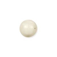 Swarovski 5810 4mm Cream Round Crystal Pearl (10-Pcs)