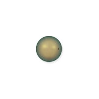 Swarovski 5810 2mm Iridescent Green Round Crystal Pearl (10-Pcs)
