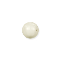 Swarovski 5810 3mm Ivory Gemcolor Round Crystal Pearl (10-Pcs)