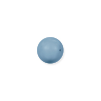 Swarovski 5810 2mm Turquoise Gemcolor Round Crystal Pearl (10-Pcs)