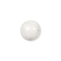 Swarovski 5810 5mm White Round Crystal Pearl (10-Pcs)