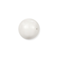 Swarovski 5810 6mm White Round Crystal Pearl (10-Pcs)