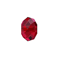 Swarovski Crystal 5040 6mm Scarlet Briolette Bead (1-Pc)