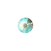 Swarovski 2088 4.7mm (SS20) Crystal Army Green DeLite Flat Back (10-Pcs)
