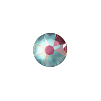 Swarovski 2088 6.5mm (SS30) Crystal Burgundy DeLite Flat Back (5-Pcs)