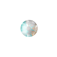 Swarovski 2088 4.7mm (SS20) Crystal Light Grey DeLite Flat Back (10-Pcs)