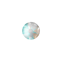 Swarovski 2078 4mm (SS16) Crystal Light Grey DeLite Hotfix Flat Back (10-Pcs)