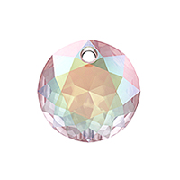 Swarovski Classic Cut 6430 Pendant 8mm Crystal AB (1-Pc)