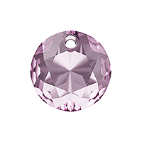 Swarovski Classic Cut 6430 Pendant 8mm Light Amethyst (1-Pc)