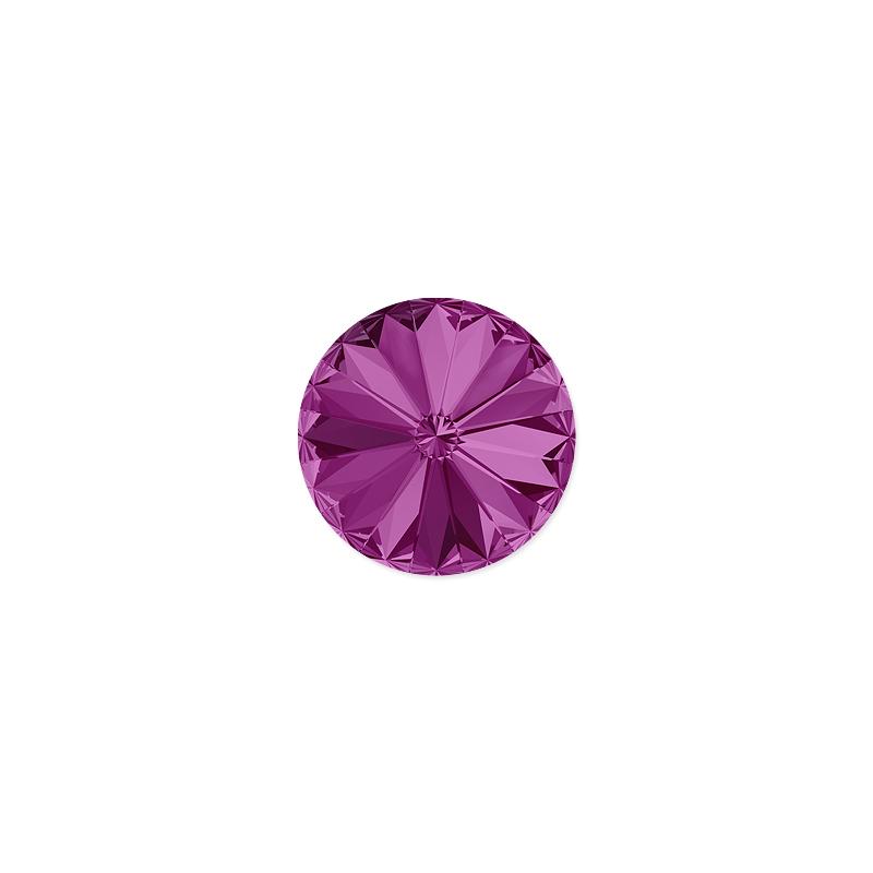 5eba3801025 Swarovski Crystal 1122 12mm Fuchsia Rivoli Chaton | swarovski rivoli  flatback | Buy in Bulk - Factory Direct
