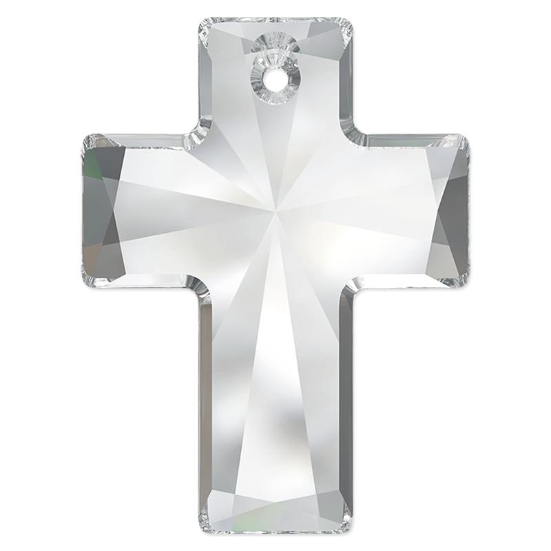 Swarovski crystal cross pendant 6864 40x30mm crystal how to make a swarovski crystal cross pendant 6864 40x30mm crystal aloadofball Choice Image