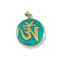Tibetan pendants jewelrysupply tibetan pendant aloadofball Images