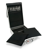 Small Aluminum Jewelry Attache Case