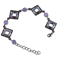 Purple Haze Bracelet Project