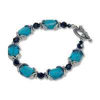 Ocean Reflection Bracelet Project