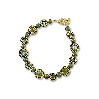 Green Eyes Bracelet Project