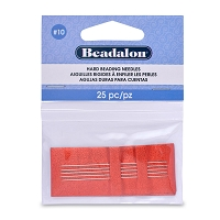 English Beading Needles #10 (25-Pcs)