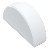 Single Bracelet Jewelry Display Hump White