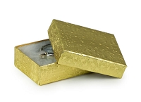 Gold Foil Jewelry Box #11