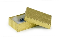 Gold Foil Jewelry Box #32