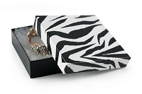 Zebra Print Jewelry Box #33