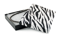 Zebra Print Jewelry Box #75