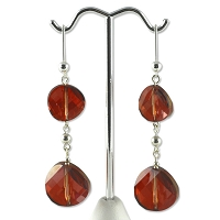 Magma Madness Earring Project