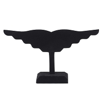Earring Display Stand Black (10 Pairs)