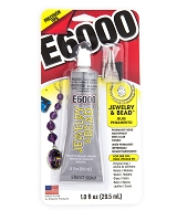E6000 Glue for Jewelry & Beads 1oz.