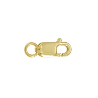 Lobster Clasp 12x5mm Gold Filled (1-Pc)