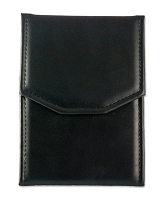 Pearl Folder Black Leatherette