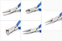 Economy Plier Kit (5-pcs)