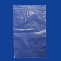 Zip Top 2mil Poly Bags 6x10 (100-Pcs)